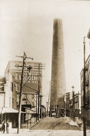 History of Filth - Preservation Alliance of Baltimore County